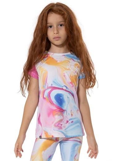 Colorinas Stay Active Tshirt Pembe